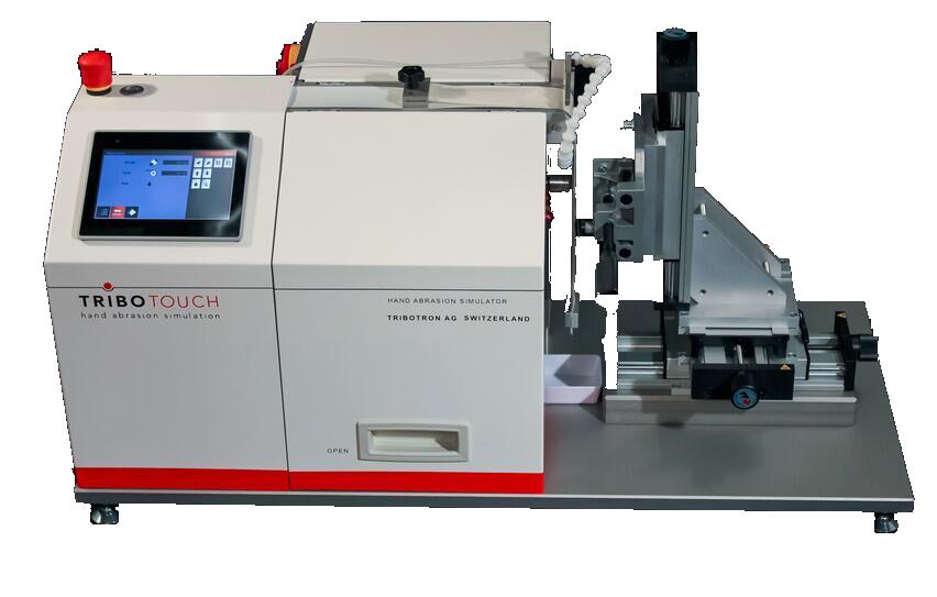 手指模拟磨耗测试仪