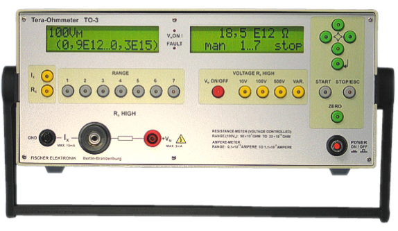 5 kg      附件:宽域电极,测量电缆,校准用电阻器,高欧姆屏蔽腔
