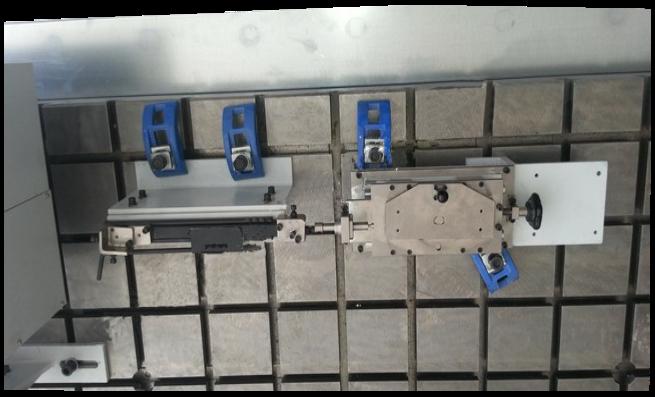 仪器结构简单,适用于汽车座椅滑轨测试,检测,试验.